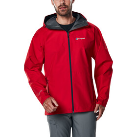 Berghaus PACLITE 2.0 Shell Jacket Men Haute Red